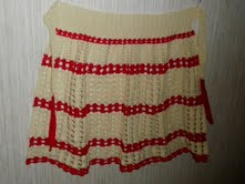 Crocheted Aprons
