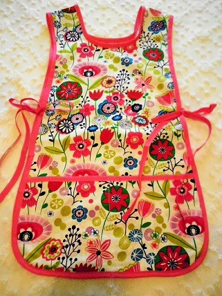 Bright Multi Colored - Double Sided Apron