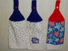 Kitchen Towels - 4th of July