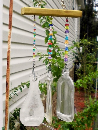 Wind Chime - Bottles