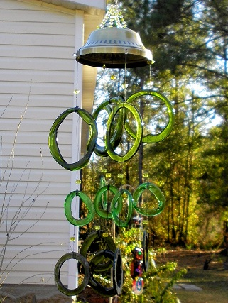 5 String Wind Chime