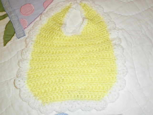 Yellow Bib